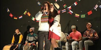 'Festival de las Naciones' en la Ciudad de la Esperanza, de la Iglesia valenciana
