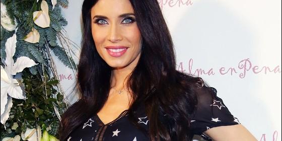 Pilar Rubio embarazada y muy sexy
