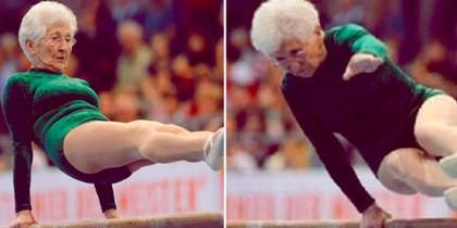 Deporte y tercera edad