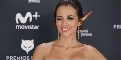 Paula Echevarría, sexy.