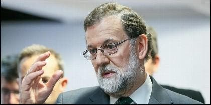Mariano Rajoy, presidente del Gobierno de España (PP).