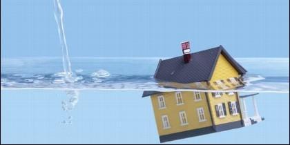 Vivienda, hipoteca, inmobiliaria.