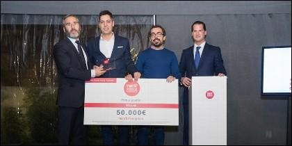 Los Premios Startup Franquicias.