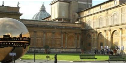 Restauración de los Museos Vaticanos