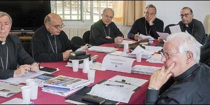 Los obispos catalanes