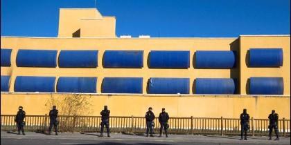 Centro de Internamiento de Extranjeros de Aluche