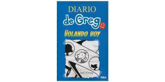 Diario de Greg 12 de Jeff Kinney