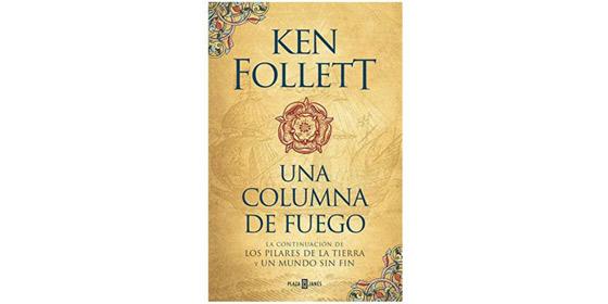 Una columna de fuego de Ken Follet