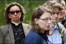 Mujeres sacerdote