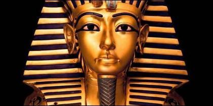 La máscara de Tutankamon.