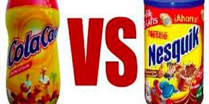 ¿Cola-Cao o Nesquik?