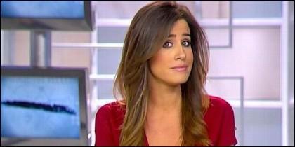 Isabel Jiménez de Informativos Telecinco.