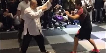 Tai Chi vs MMA