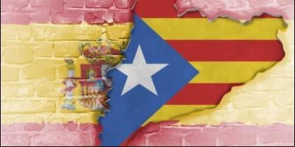 España, Cataluña, el independentismo y la economía.