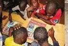 Misiones Salesianas, con los niños de la calle