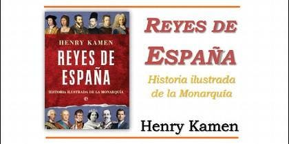 Reyes de España de Henry Kamen