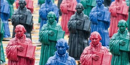Figuras de Lutero
