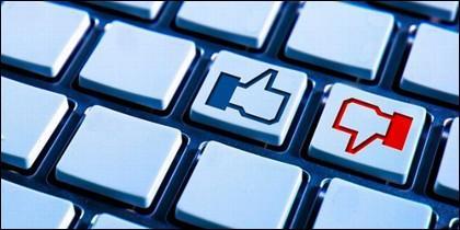 Moderar contenidos en Internet.