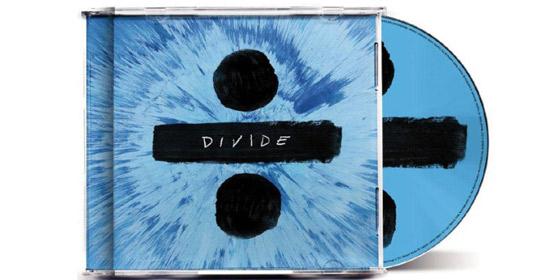 Divide, de Ed Sheeran en edición deluxe
