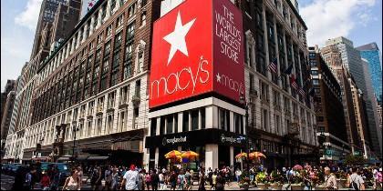 Macy,s en el 151 W 34th St de Nueva York.