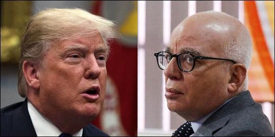 Sabes quién es Michael Wolff, el periodista que tiene cabreado como un mono a Donald Trump