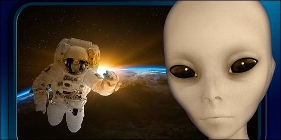 Alien, extraterrestre.