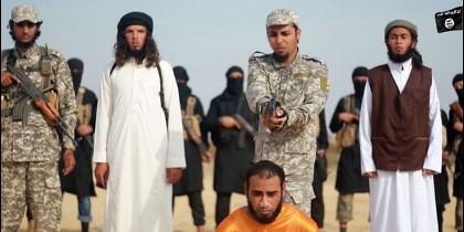 La ejecución de la facción del ISIS que opera en la península del Sinaí