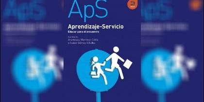 'Aprendizaje-Servicio', nuevo libro de Khaf