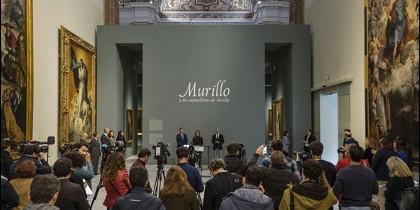Presentación de la programación de Año Murillo en Sevilla