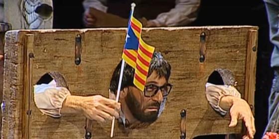 Sostres sentencia a Puigdemont y dice que en el cuento de este Hamelin `chiflado` el que se ahoga es el flautista y no las ratas