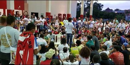12º Encuentro Nacional de la Pastoral de la Juventud en Rio Branco, Brasil