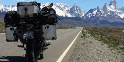 Diario de un motociclista.