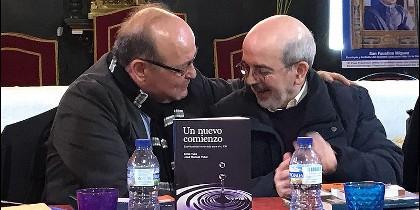 José Manuel Vidal y Emili Turú