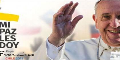 El Papa, a Chile