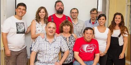 Personas atendidas en la Fundación El Buen Samaritano