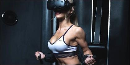 Realidad virtual y ejerecicio