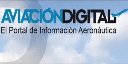 El logo de Aviación Digital.
