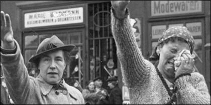 Mujeres en la Alemania NazI
