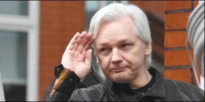 Julian Assange (WIKILEAKS).