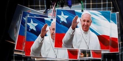 Acreditaciones para el viaje del Papa a Chile