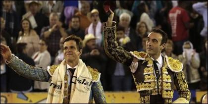 El Juli y Enrique Ponce