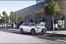 Lexus RX50h
