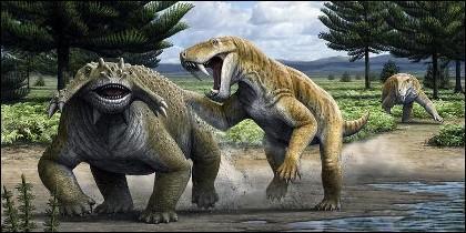 Sinápsidos: Antes que los dinosaurios dominasen la Tierra.