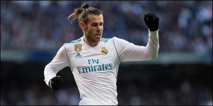 Gareth Bale (REAL MADRID).