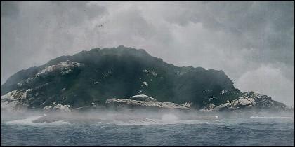 Isla fantasma