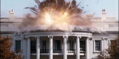 Escena del vídeo del ISIS