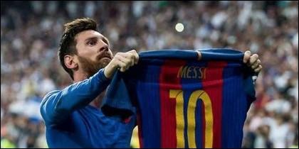 Leo Messi (BARÇA).