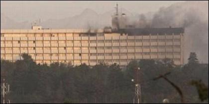 Hotel en Kabul