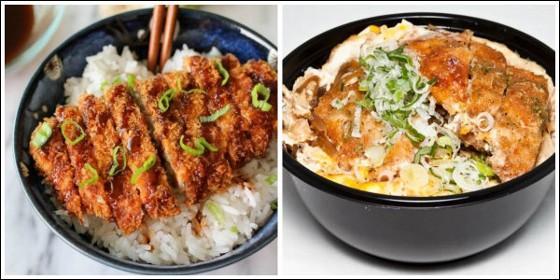 Platos de arroz de Janatomo.
