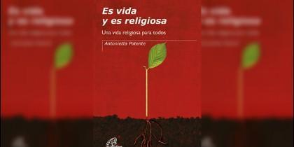 'Es vida y es religiosa', nuevo libro de Paulinas